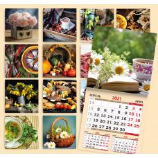 Календарь на скрепке - Натюрморт