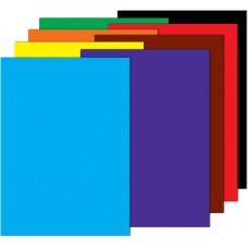 Наборы немелованного матового картона в прозрачной обложке ПОЛИБЕГ